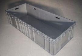 苏州滏瑞厂家直销加厚大批量新款PC箱塑料周转箱外1200-500-280