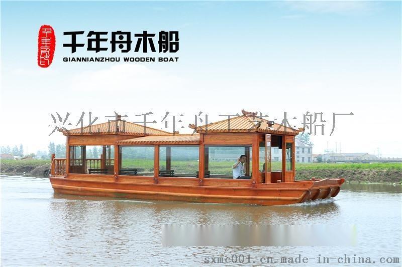 山东专业8米小画舫船生产厂家