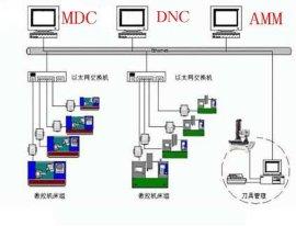 机床联网/机床数据采集/ 机床DNC控制/远程机床监控