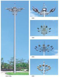 高杆燈生產廠家直銷20米升降高杆燈安裝報價