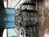 300-15實心輪胎拖車運樑車