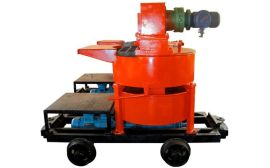矿用湿式喷浆机技术参数