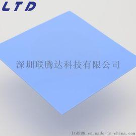 硅胶导热垫 软性导热硅胶 LED绝缘硅胶垫