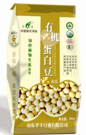 有机蛋白豆浆原料