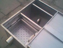 北京信远牌不锈钢隔油池