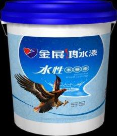 金展鸿高效抗碱水性木器漆低味环保无毒**家具漆
