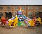 儿童游乐设施自控熊出没三和游乐专业定制