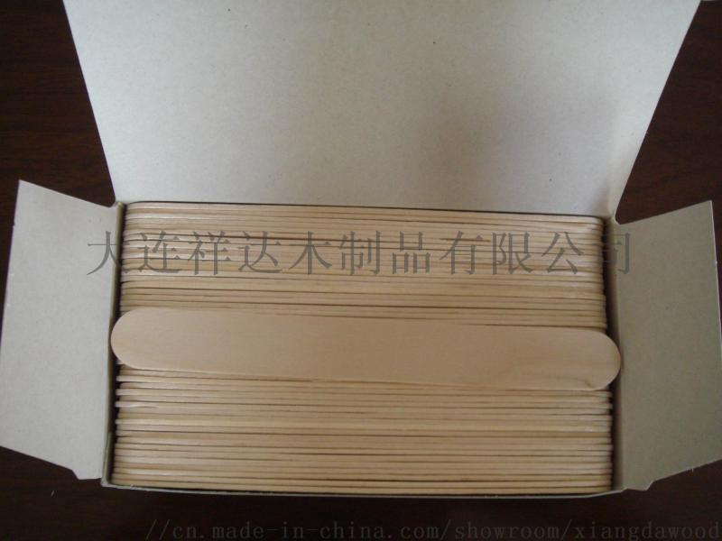 压舌板 大号压舌板 木质压舌板 独立包装压舌板