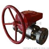 高压固定式球阀-Q347F-2500lb高压美标球阀