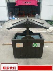 环卫垃圾桶质优价廉 社区垃圾箱销售