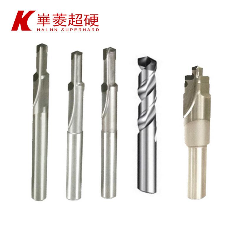 碳纤维复合材料钻孔专用PCD钻头表面质量高无毛刺