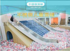 不锈钢滑梯生产厂家儿童游乐设备螺旋滑梯