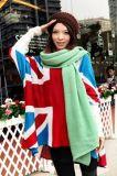 冬季针织毛线围巾