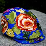 刺繡鴨舌帽子