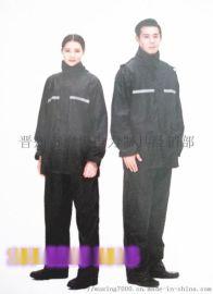 冀虹WX分体式雨衣现货-双面穿藏蓝色防汛雨衣