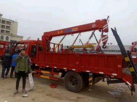 东风多利卡3.5吨4吨随车吊低首付邢台