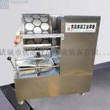 仿手工生产烤鸭饼机 全自动化代替人工生产烤鸭饼