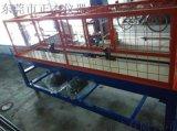 健身拉力器两边拉伸耐久试验机正杰牌拉力器寿命测试