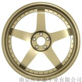個性化改裝鍛造轎車鋁合金鋁輪1139
