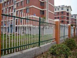 广东惠州锌钢庭院栅栏园林护栏草坪锌钢栏杆