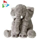 廠家直銷 寶寶睡象可愛公仔玩偶安撫大象抱枕兒童玩具 ISO定制