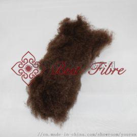 精梳西藏细质牛绒牦牛绒