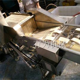 薯饼上浆裹粉机 薯饼裹浆机 土豆饼裹浆机