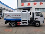 生产厂家东风多利卡餐厨垃圾车