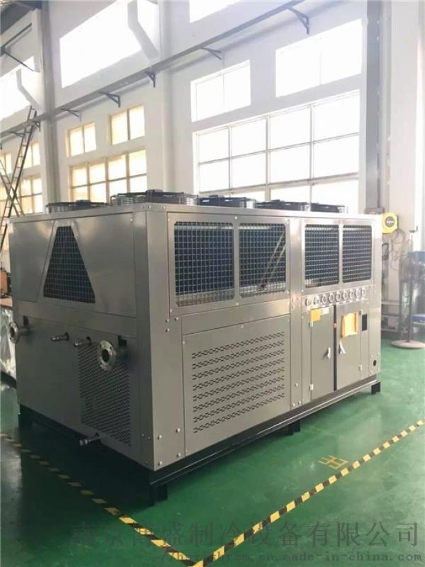 博盛制冷丨BSL-100WSE螺杆式冷水机丨100型号冷冻机