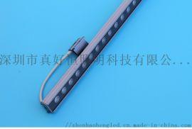 RGB遥控LED线条灯 楼体装饰亮化洗墙灯