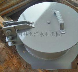 不锈钢碳钢铸铁拍门管道排水拍门