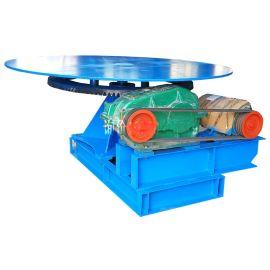 座式喂料机 齿轮传动圆盘输送机