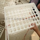 60枚鸡蛋托 塑料蛋托厂家 鸡蛋运输托盘