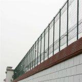 機場防護網,監獄隔離網,黑河PVC浸塑防護網