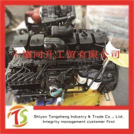 重庆康明斯发动机总成 NTA855-M300柴油机