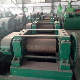 有机肥挤压干法造粒机 时产1.5吨**铵造粒机 无需烘干干粉挤压造粒机