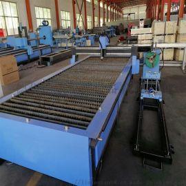 圆管板材两用数控切割机 台式管板一体切割机