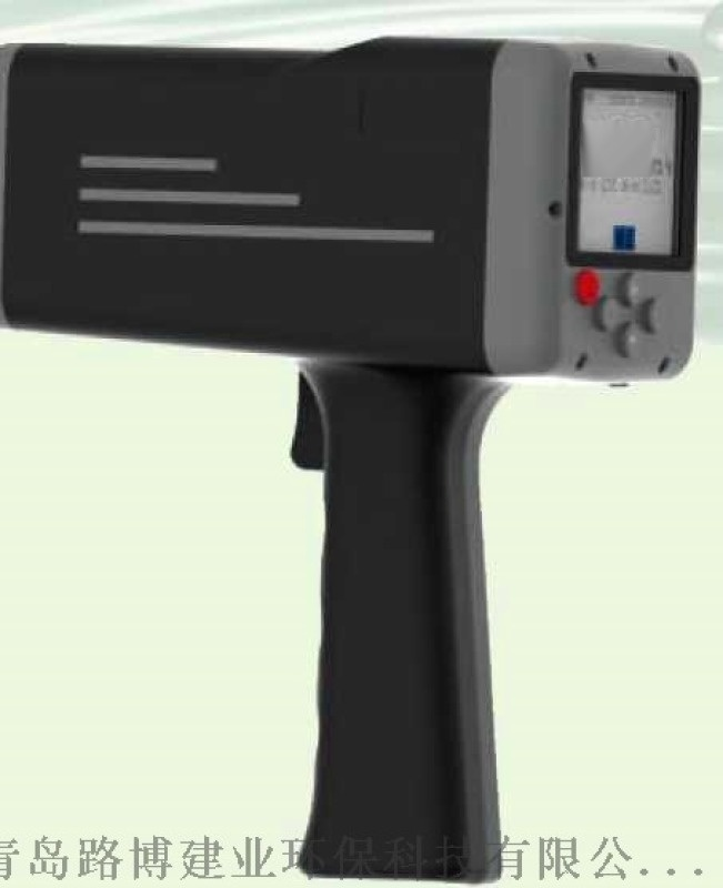 路博环保手持式电波流速仪