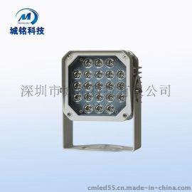 城铭CM-LEDPS-N021智能交通大华海康摄相机同步 识别车牌频闪灯厂家