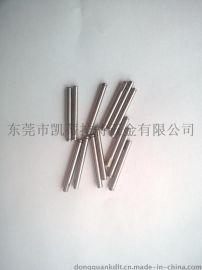 不锈钢精密钢轴 精密转轴  不锈钢扁位轴