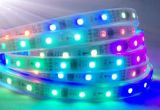 LED幻彩灯条,10段30灯5050贴片灯条,LED全彩灯带