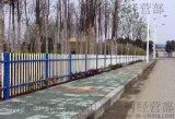 pvc电力护栏、塑钢电力方钢加固栅栏,塑钢变压器站围栏厂家