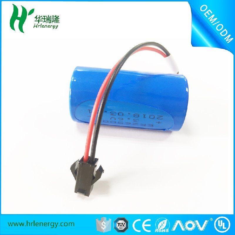 26500-9ah电池 圆柱 电池厂家