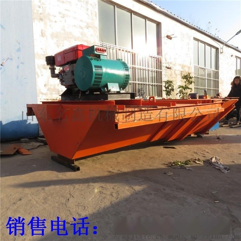 路边水渠滑膜机  水利工程混凝土渠道成型