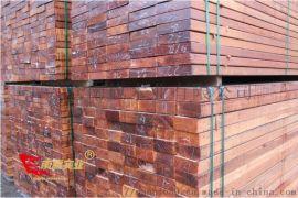 印尼菠萝格栏杆护墙板定制厂家