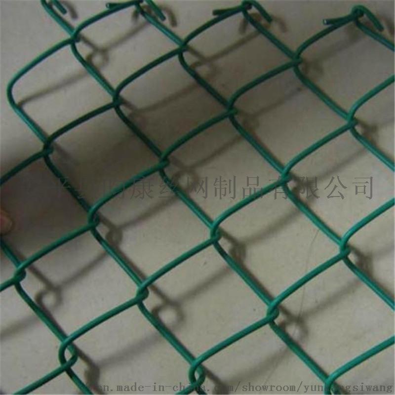 固土绿化铁丝网/圈地养殖勾花网/铁丝防护网厂家