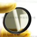 厂家生产透红外安防镜片 安防监控滤光片