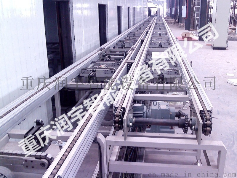 新型通机装配线   新型通机装配线