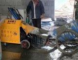 小型混凝土輸送泵廠家的電動小型輸送泵好不好用