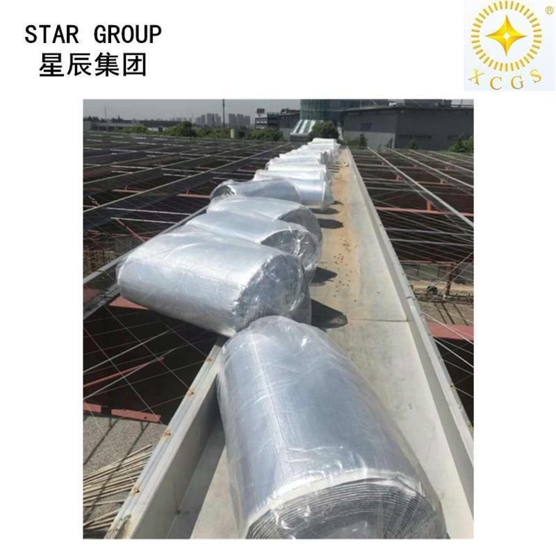 厂家**甘肃双铝双泡纳米气囊反射层 屋顶建筑隔热保温材料